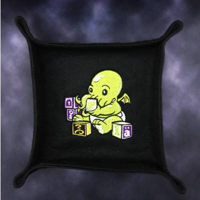 Cthulhu Baby Tray popped