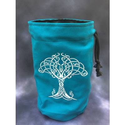 Celtic Tree - Teal - IMG E1205